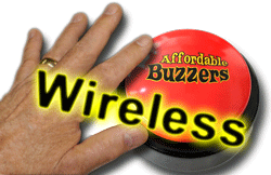 Big Daddy Wireless Table Top Buzzer
