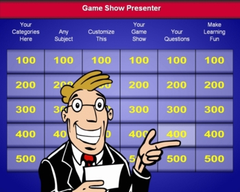 Affordable Buzzers game show and quiz game lock-out buzzers and ...
